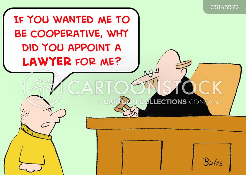 cooperative cartoon