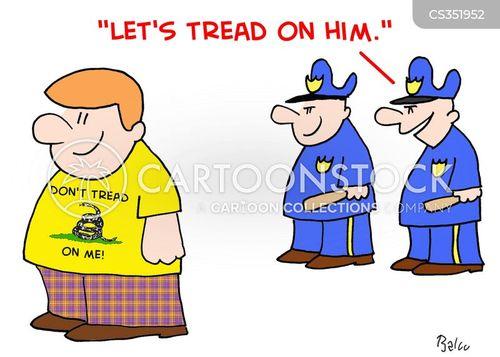 homeland security cartoon