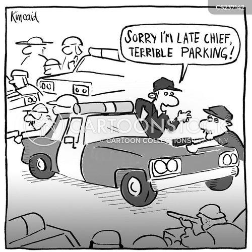 blockade cartoon