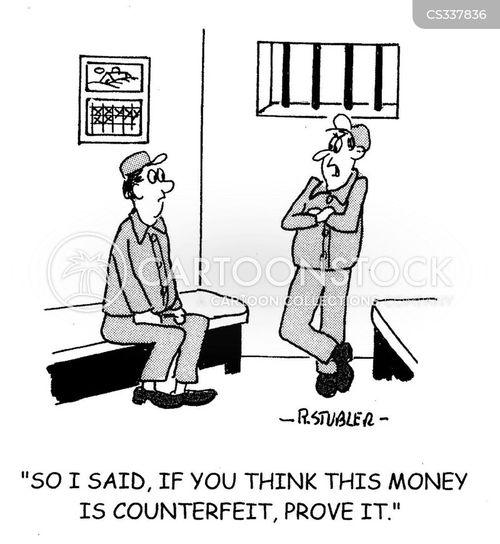 counterfeiters cartoon