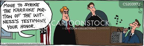 unprofessional conduct cartoon