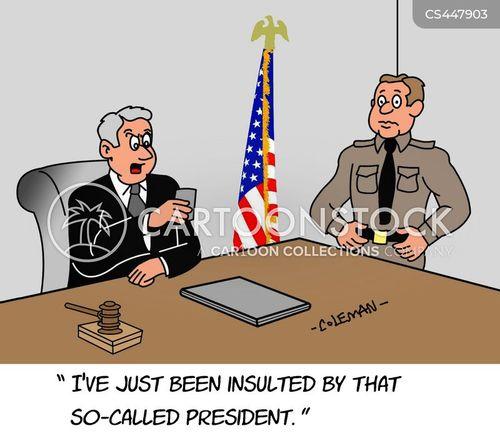 executive orders cartoon