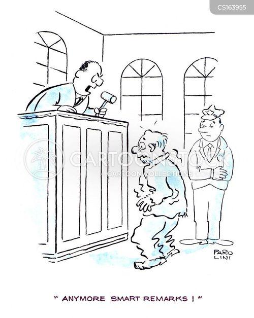 remarks cartoon