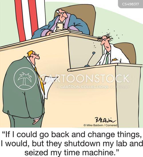timelines cartoon