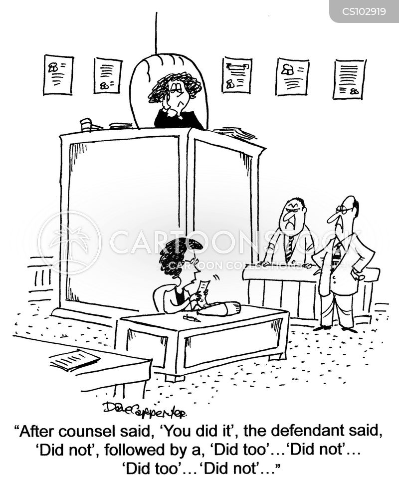 counsels cartoon