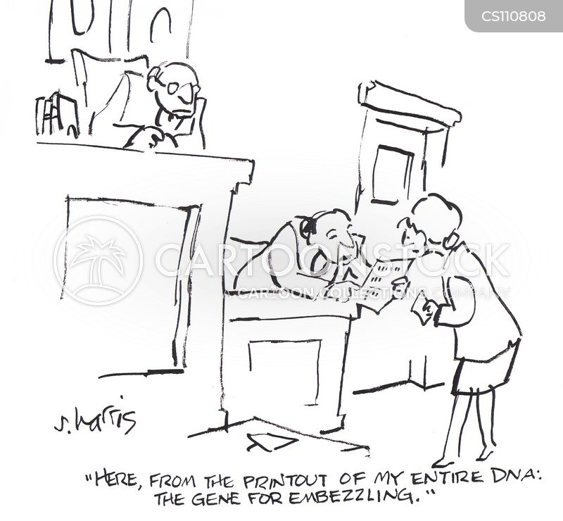 dna helix cartoon