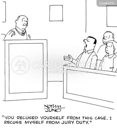 civic duties cartoon
