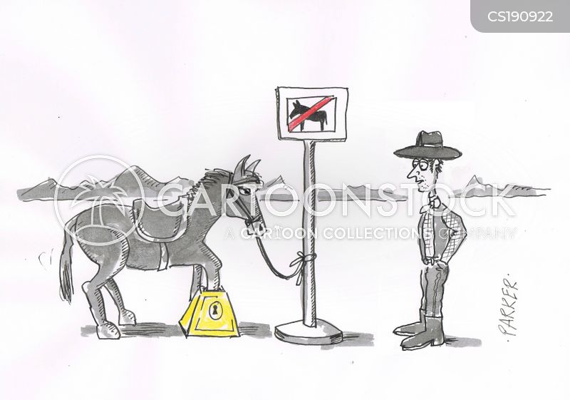 parking penalty cartoon