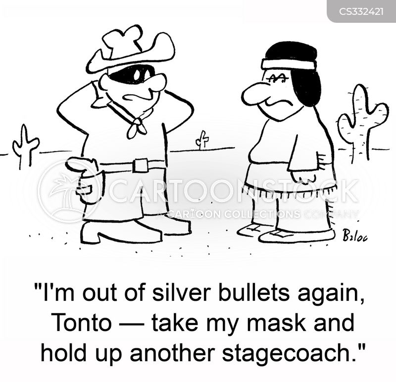 stagecoaches cartoon