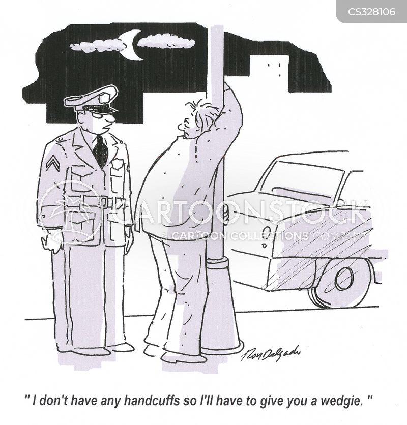 wedgies cartoon