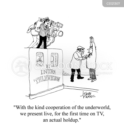 criminal underworld cartoon