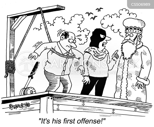 offenders cartoon