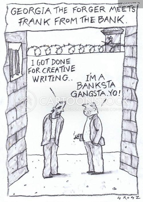 con-men cartoon