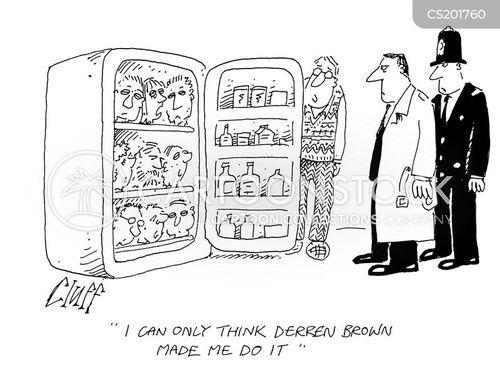 freezers cartoon