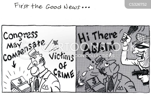 criminal offenses cartoon