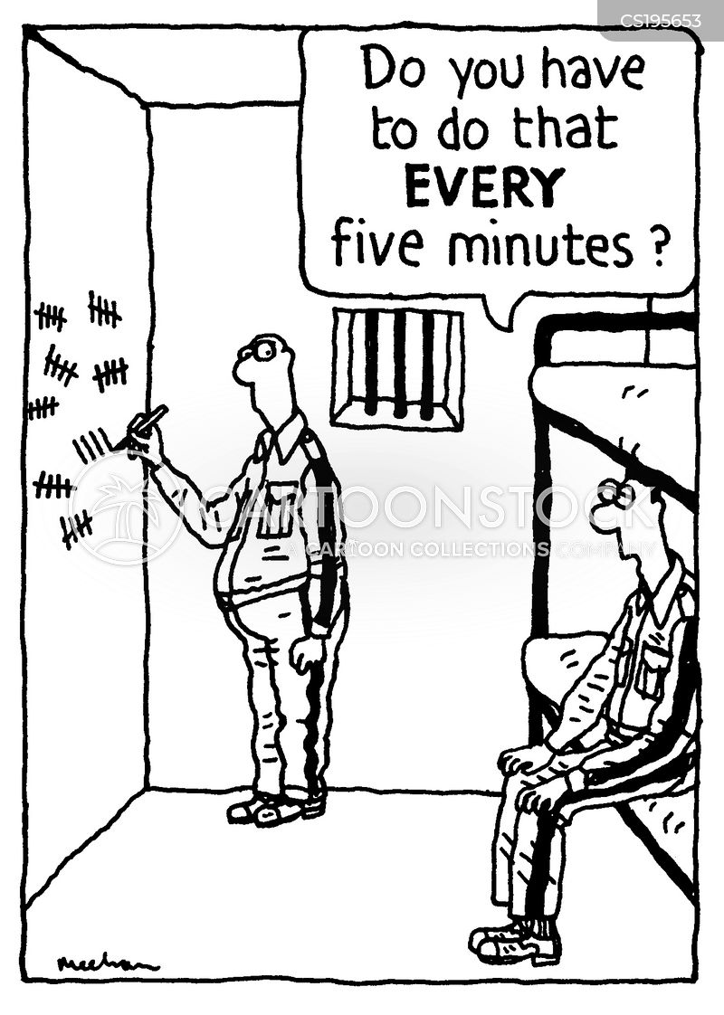 counting the days cartoon