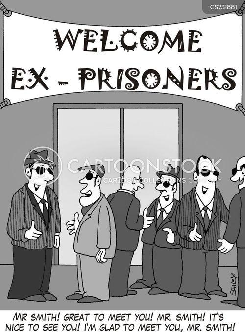 false name cartoon