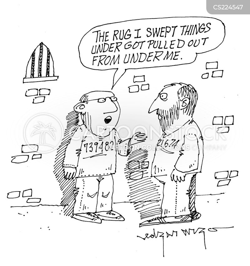 convicted criminals cartoon