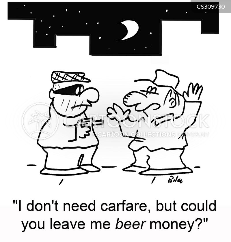 carefare cartoon