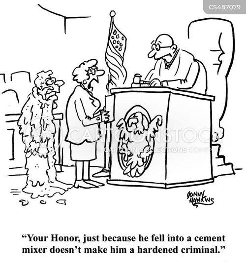 hardened criminals cartoon