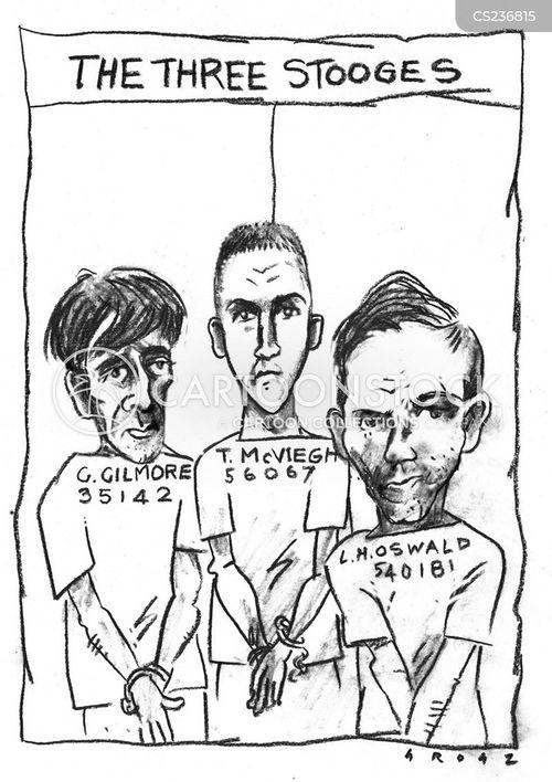 criminal history cartoon