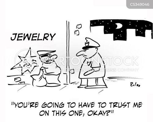 jewellrey cartoon
