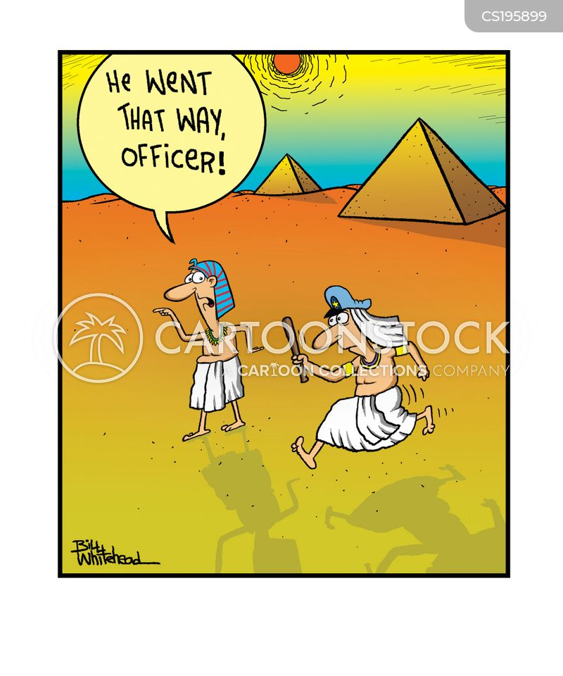 Funny Pictures About Egypt: Ancient History Cartoons And Comics
