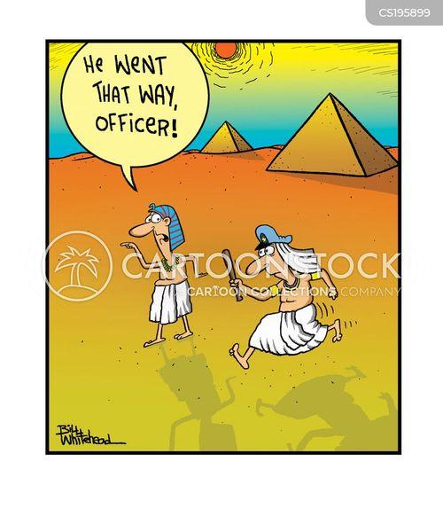 offense cartoon