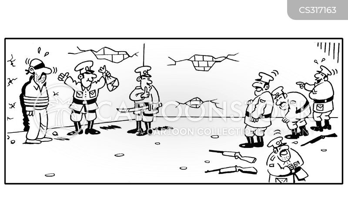 sick joke cartoon