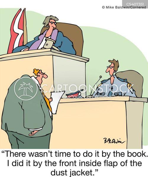 crooked cop cartoon