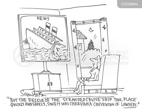 high seas cartoon