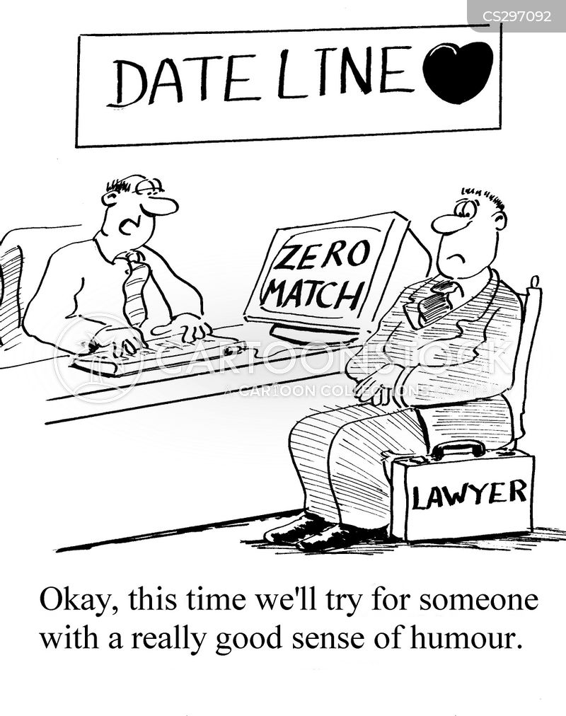 match maker cartoon