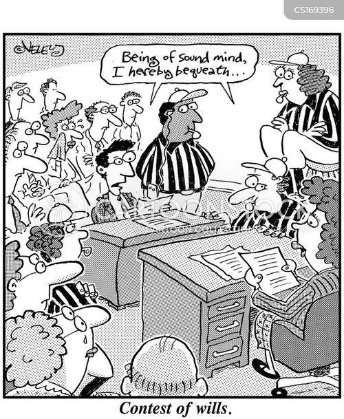 relatives cartoon