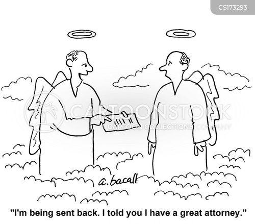 gaols cartoon