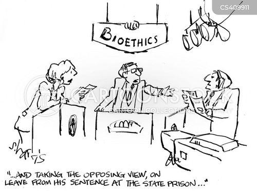 bioethics cartoon