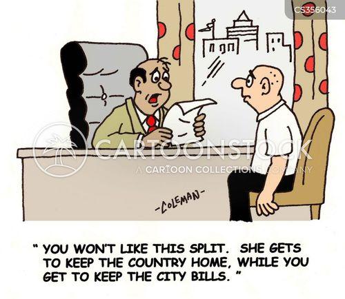 country house cartoon