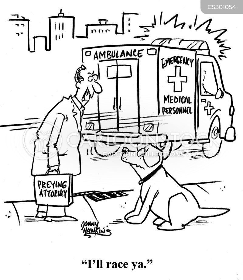 emergency medic personnel cartoon