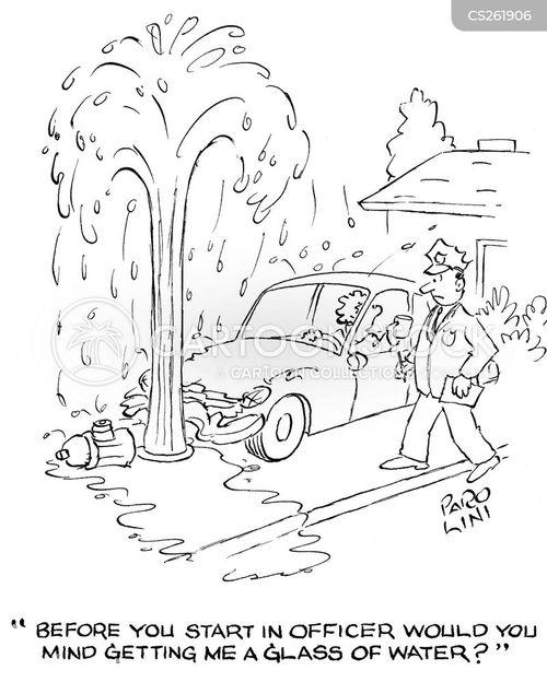 spouts cartoon