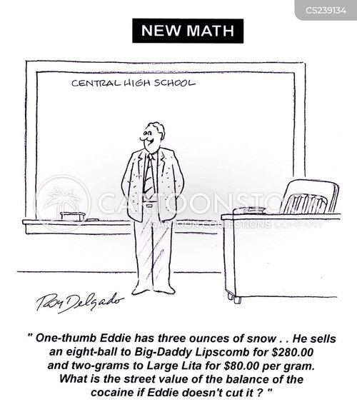 dealt cartoon