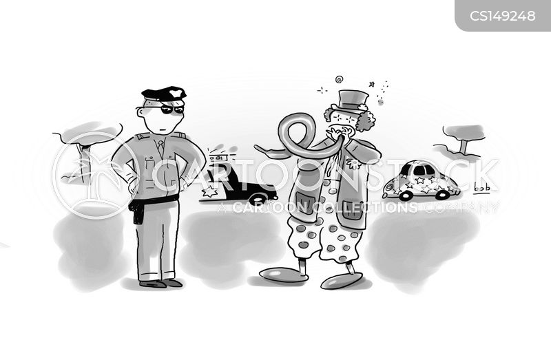 breathalysers cartoon