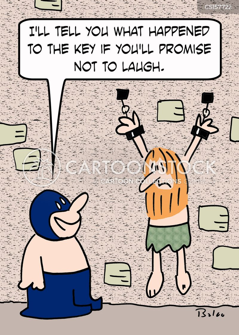 Jail Guard Cartoons and Comics - funny pictures from