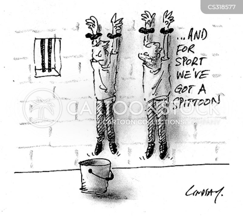 spittoon cartoon