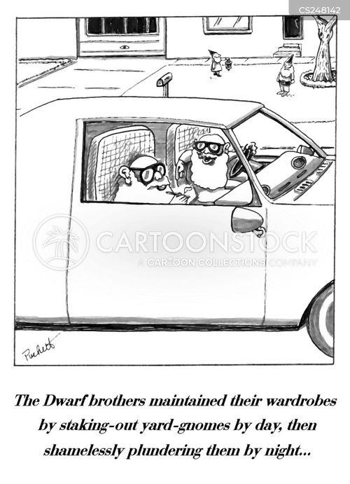 dwarves cartoon