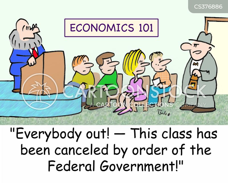 federal orders cartoon