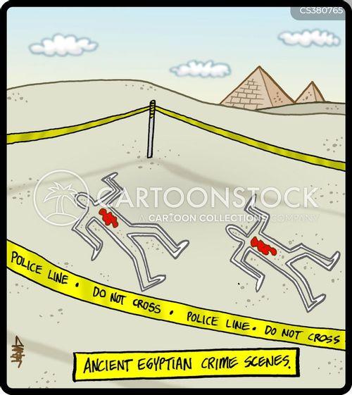 ancient cultures cartoon
