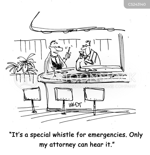 emergency whistle cartoon