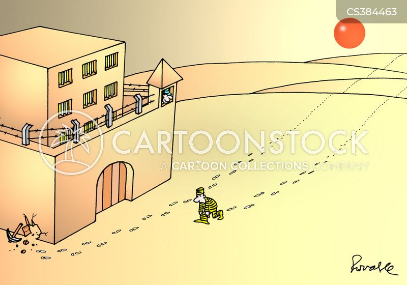 get lost cartoon