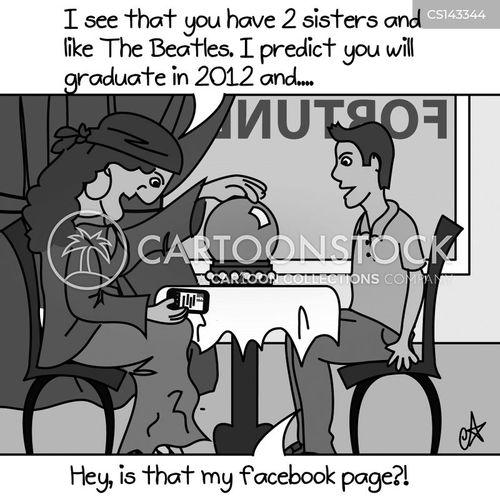 private information cartoon
