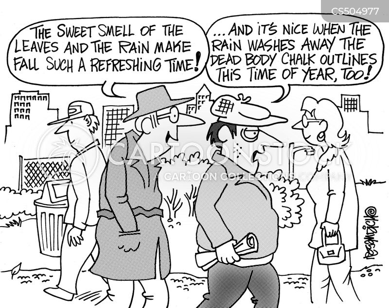 cooling down cartoon