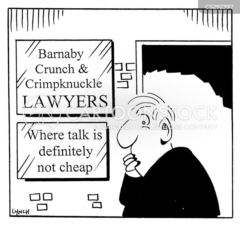 excessive charges cartoon